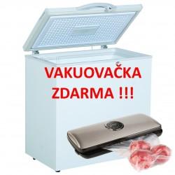 Mraznička GZ 210 +...