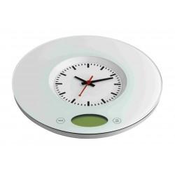 Kuchyňská váha s hodinami...